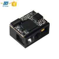 Buy cheap Quick 2D CMOS Barcode Scanner Module 25CM/S Decoding Speed 640*480 Resolution product