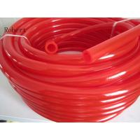 Buy cheap Compressored Air Polyurethane Pneumatic Tubing , Good Elasticity Pneumatic Tube Fittings product