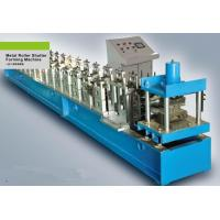 Buy cheap YX17-126 Metal Automatic Rolling Shutter Machine , Roller Shutter Door Roll Forming Machine from wholesalers