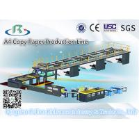 Buy cheap Full Automatic  Making Machine ---CHM A4 Copy Paper Production Line product