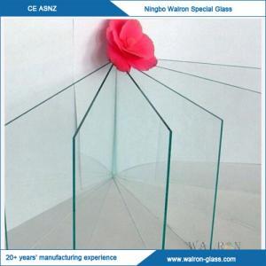 El claro modificado para requisitos particulares del grueso moderado/endureció el vidrio de China