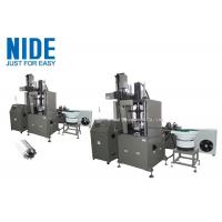 Buy cheap OD 40mm - 80mm Rotor Casting Machine , Aluminium Die Casting Machines Fully Automatic product