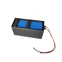 Buy cheap Standard NMC 13S 25A Lithium Ion Battery Pack For Electric Rickshaws product