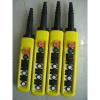 Buy cheap Hoist Control Switch, Crane Control Switch, Tail Switch product