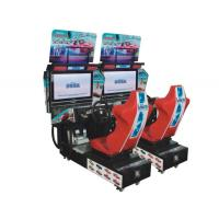 outrun car racing arcade machine simulator coin operated