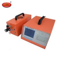 Buy cheap Instrument Equipment SV-5QT Portable Auto Combustion Exhaust Gas Analyzer product