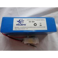 China Melasta Lithium Iron Phosphate Battery 24V 10ah on sale