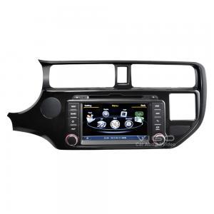 Buy cheap Car Stereo Kia Sat Nav GPS Navigation For Kia K3 RIO Bluetooth Multimedia C204 product