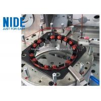 Buy cheap Full Automatic Motor Winding Machine 380V Voltage Full Aluminum Alloy Protection product