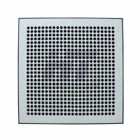 Buy cheap Anti static Perforated Raised Floor , Stainless Steel Airflow Removable Flooring product