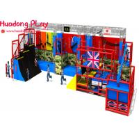 Buy cheap Childcare Playtime Indoor Playground Equipment  For Children'S Play Centre 35 Cubic Meter product