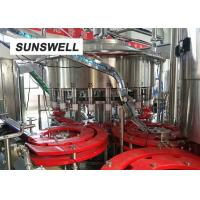 Buy cheap Pe Bottled With Aluminum Automatic Liquid Filling Sealing Machine from wholesalers
