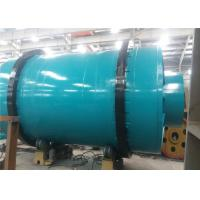Buy cheap Three Drum Rotary Drum Dryer Mineral Dryer Plant 1500 Shell Diameter product