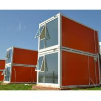 Buy cheap 20FT Modular Container Homes , Prefab Container Homes Light Steel Structure product