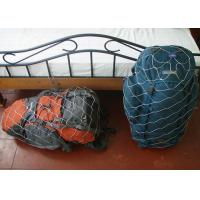 Buy cheap Hand Made Luggage Security Mesh , Durable Backpack Security Net SGS Approved product