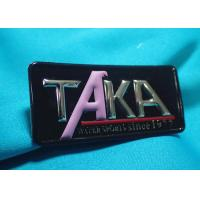China High-Frequency Patch With Embossed Logo , Customized 3D Effect TPU Heat Transfer on sale