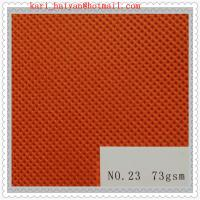 Buy cheap Customized Polyester PET Spunbond Nonwoven Fabrics for Coveralls product