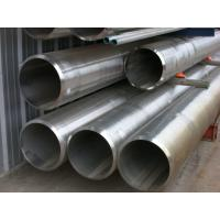 China ASTM A210-C Welded Carbon Steel Pipe LSAW , 12M Gas / API Pipe Line on sale