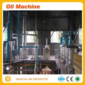 Buy cheap Automatic 100 TPD Corn / Maize Oil Making Equipment Corn Oil Press Machine product