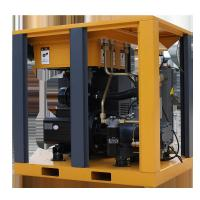Buy cheap 50hp High Performance Servo Inverter High Energy Saving Compressor in Spray Booth product