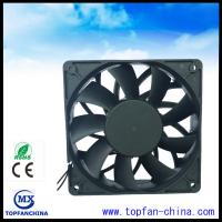 Buy cheap Waterproof Explosion Dc Axial Motor Fan For Industrial Ventilation , 120mm X 120mm X 38mm product
