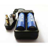 Buy cheap UK Plug Rechargeable Battery Charger 2A For High Capacity Lithium Batteries product