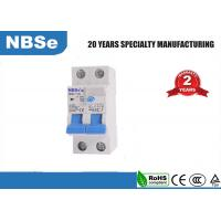 Quality NBSL1-100 Residual Current Circuit Breaker , High Fire Resistant Elcb Circuit Breaker for sale