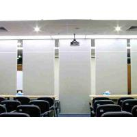 Buy cheap Top Hung Portable Wall Partitions , Portable Office Partition Walls Modular product