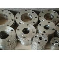 Buy cheap 304L Stainless Steel Pipe Elbows / Stainless Steel Flanged Fittings Customized product