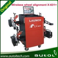 Buy cheap Wireless wheel alignment X-631+ product