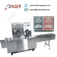 Buy cheap Full Automatic Bopp Film Transparent Cellophane Packing Machine,Box Overwrapping Machine Price For Sale product