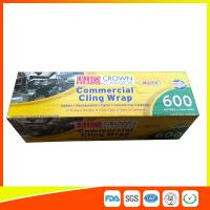 Buy cheap El abastecimiento de embalaje comercial se aferra rollo de la película los 45cm/cocinando el abrigo de la película para la cocina from wholesalers