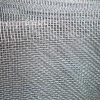 Buy cheap Aluminum 1050/5050 Wire Mesh Bright Aluminum Wire Screen with 400mesh product