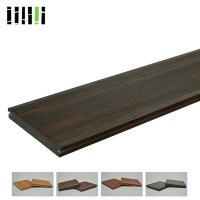 China Wide Plank Strand Woven Bamboo Flooring Easy Installation For Outdoor on sale