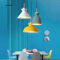 Buy cheap Modern pendant lights indoor Home Decration Lighting suspension luminaire Dinning Room Restaurant Bar hanglamp E27 Bulb from wholesalers