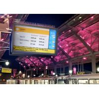 Buy cheap Rugged 1080p Train Station Digital Signage Rainproof And Dust Proof product