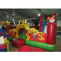 Buy cheap Classic inflatable mickey jumping house cheap price inflatable fun city product