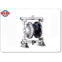 Buy cheap Multifunction Sewage Air Operated Diaphragm Pump 2 Inch High Viscosity from wholesalers