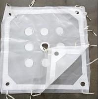 Buy cheap PP Polypropylene Felt Woven Filter Cloth For Filter Press Corrosion Resistance product