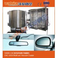 Buy cheap Vacuum Metalizing Process Equipment For Auto Mirrors product