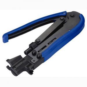 F-tipo co-axial tecnologia RG6 RG59 RG11 H548A da ferramenta de friso da compressão do cabo do frisador NOVA