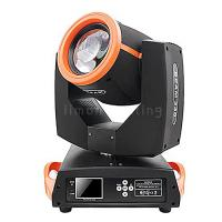 Buy cheap Orange 230w 7r Sharpy Beam Moving Head Glass Gobos Stage Lights with Rainbow Effect Prism product