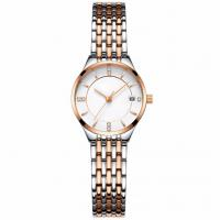 Buy cheap Stainless Steel Strap Classic Womens Quartz Watch product