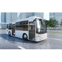 Buy cheap Integrated 69km/h 131kWh Vehicle Engineering Design New Energy Bus product