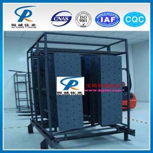 Buy cheap Elétrodo Titanium para a folha de cobre eletrolítica product
