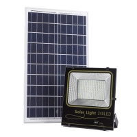 Buy cheap square Home garden LED solar projection lamp 7000K 2-14 hours 30-60W Light for from wholesalers