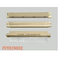 Buy cheap Straight DIN 41612 Connector from wholesalers