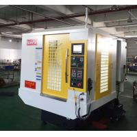 Rib Reinforced Precision CNC Machining Center 5.5KW Spindle Motor With 15000RPM