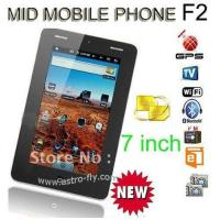 Buy cheap 7inch Touch Screen MID Mobile Phone, WiFi GPS MID Cell Phone product