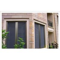 China high quanlity black stainless steel security screen for sale